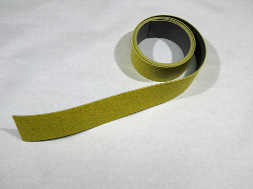 0027242-1 STANDEE LINE, YELLOW 10' ROLL