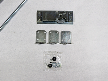 18556 BATTERY DOOR LATCH ASSEMBLY