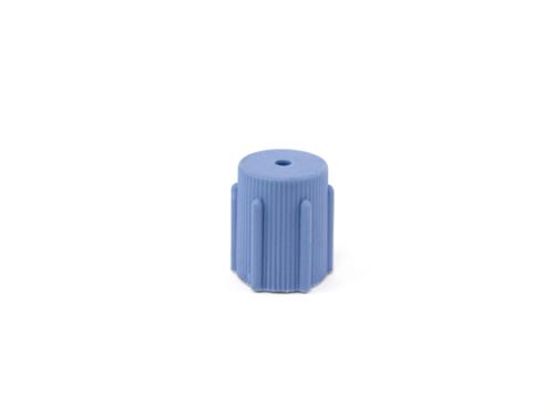 02000393 BLUE 13 MM CAP