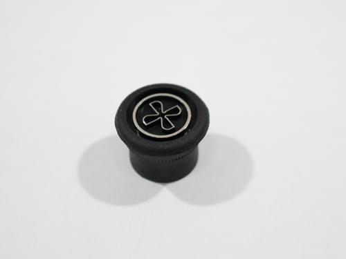 04205400A Fan symbol knob