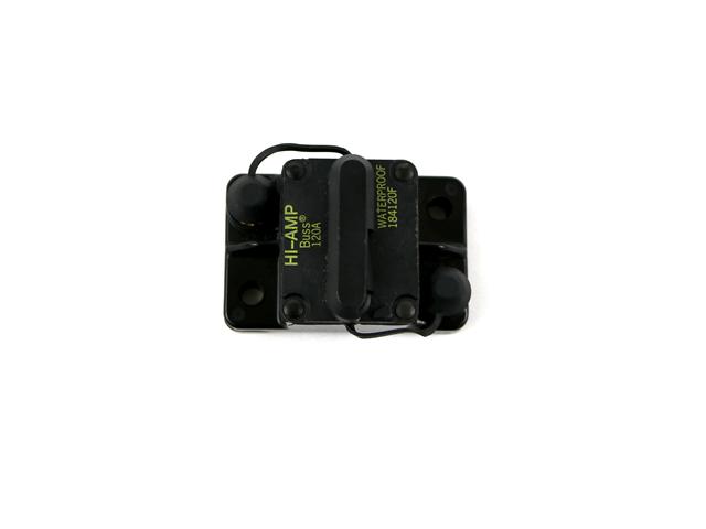 062042 120 AMP MANUAL RESET BREAKER