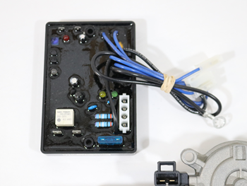 07.002.030 motor and PC board kit
