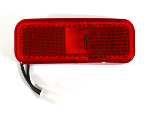 08.007.007 RED CLEARANCE LIGHT