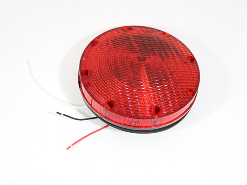 1.1010.1100 STOP & DIRECTION LAMP ASSEMBLY - RED WELDON 1010