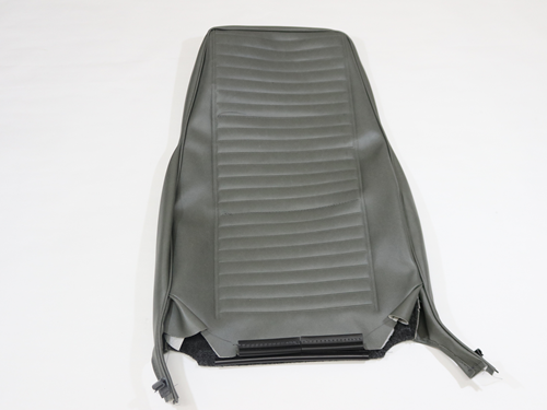 1005-334-686ECCC Driver seat cushion cover, 686 Newport gray