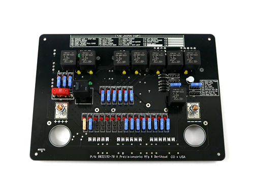 25128 PANEL, ELECTRICAL CENTER, CHAMPION