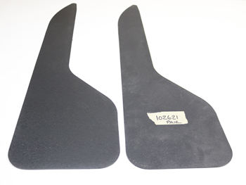 102621 PAIR FRONT MUD FLAP CHEVY 5500