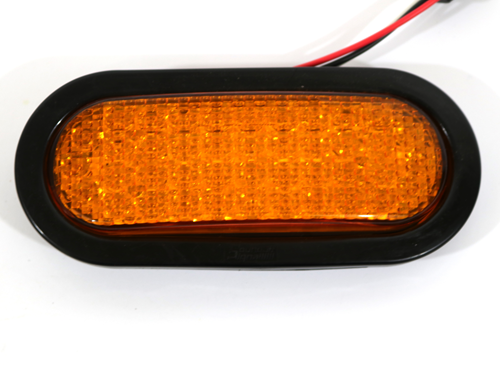107153 LIGHT, AMBER WSOUNDOFF LED