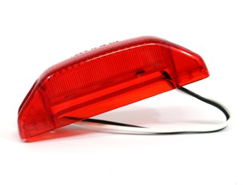 107644 LIGHT, CLEARANCE RED LED