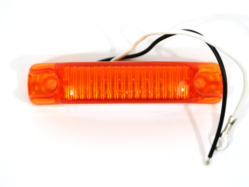 107645 LIGHT, CLEARANCE AMBER LED