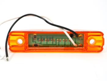 107645 LIGHT, CLEARANCE AMBER LED