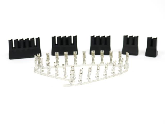 109929 MOLEX KIT FOR TTOP 109875, RCT 01437 BOARD