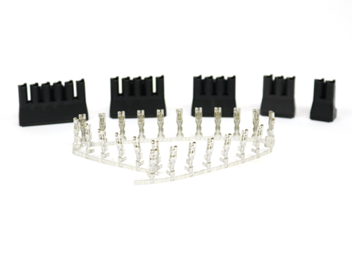 109929 MOLEX KIT FOR TTOP 109875, RCT 01437 BOARD