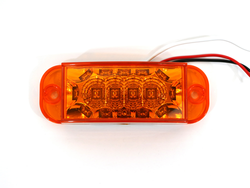 113727 LIGHT, AMBER MID-TURN LED