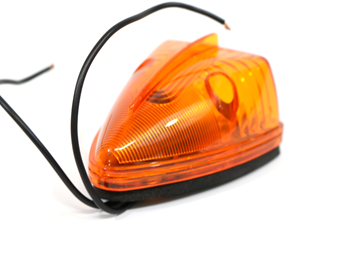 116367 CAB AMBER TEARDROP LIGHT ASSY