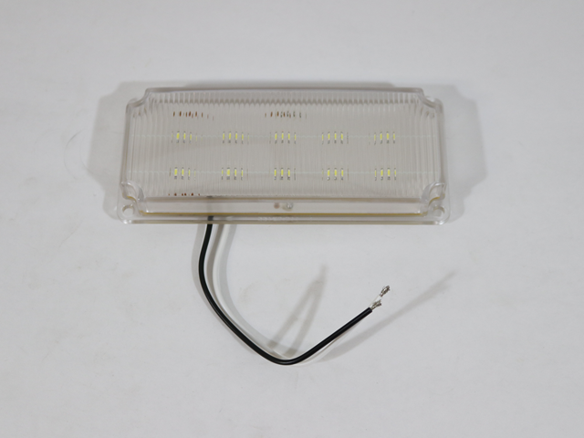 118052 LIGHT, LED, INTERIOR DOME, 10 DIODE, SURFACE MOUNT