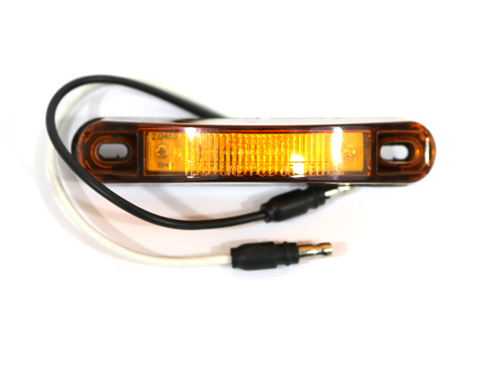 13346 120 SERIES MARKER, AMBER LED