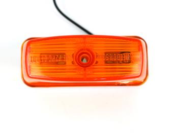 2.5000.1400 LAMP ASSY MKR AMBER INC.