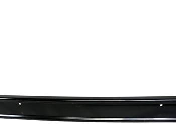 2037 EC 2 REAR BUMPER 98 INCH BLACK STEEL