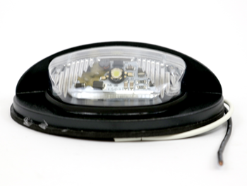 26012332 ENTRY DOOR LIGHTS, OVAL LED