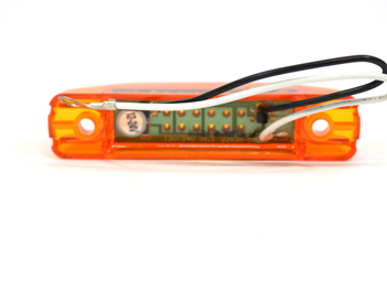 26013276 AMBER MARKER/CLEARANCE LIGHT, PASSPORT LED