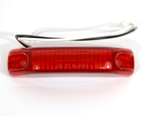 26013277 RED MARKER/CLEARANCE LIGHT, 12-24V