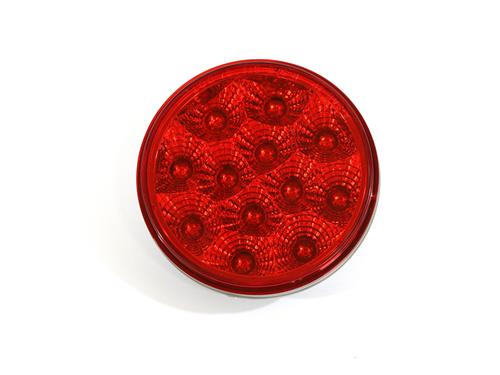 26013280 LIGHT, 24V RED LED, 4