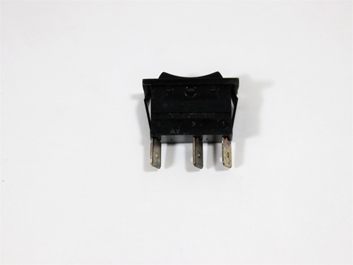 26455 ROCKER SWITCH ON-OFF-ON BLACK