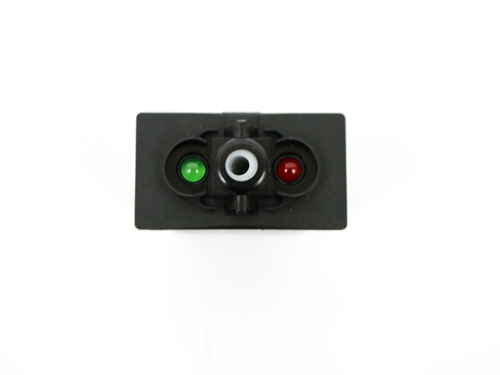 27EZ02 REAR AUX. HEAT TOGGLE SWITCH