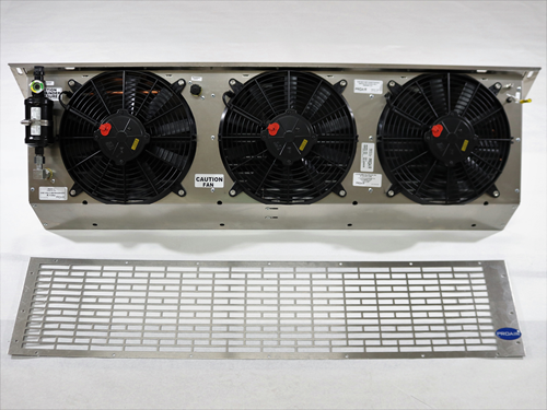 301-028-PS CONDENSER, A/C (CS3) W/LOOSE GRILL