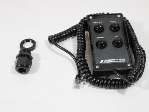 32641KS HAND CONTROL NHTSA BLACK BOX KIT SHIPOUT
