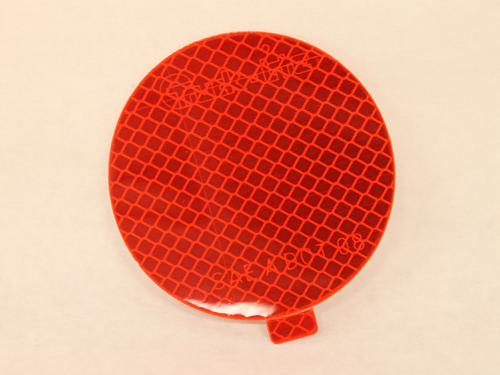 41142 REFLECTOR, RED