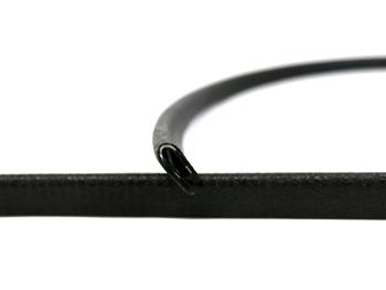 13914 LOCK, 1/8 INCH BLACK TRIM