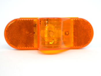 60215Y LIGHT, OVAL AMBER MARKER INC.