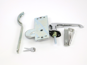 11914 HANDLE AND LATCH ASSEMBLY