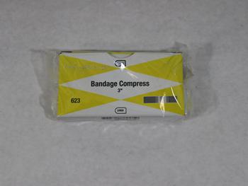 623 3 INCH BANDAGE COMPRESS