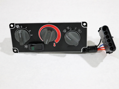 20523 DEFROSTER CONTROL PANEL