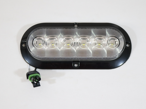 LIGHT KIT, LED WHITE OVAL