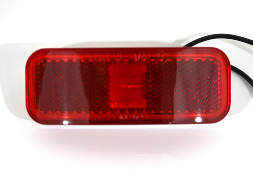 6678 RED MARKER LIGHT, OPT MC44RB