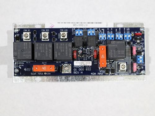 67000128 Relay panel, #01000832