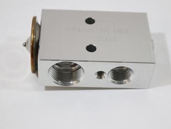 68000024 EXPANSION VALVE KIT W/ O-RINGS (SAME AS 14.00397.00)