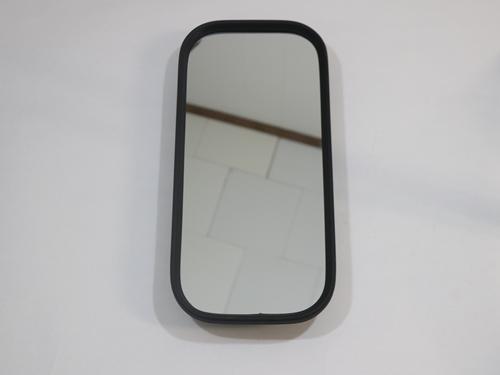 817 WAYNE TYPE MIRROR W/CLAMPS, FLAT GLASS 8X17
