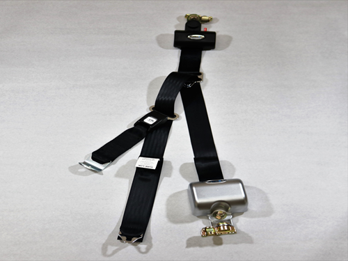 AL700868-4 SHOULDER & LAP BELT ASSY.