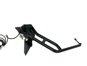 ASY3802 ARM, PASSENGER SIDE HEATED/REMOTE