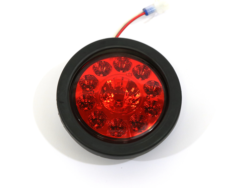 BE010809 LIGHT, LED RED 4
