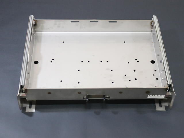 BH080719SS BATTERY SLIDE OUT TRAY, 22.75 X 17.5 SS
