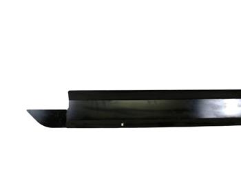 BS021669 anti ride plate, no gap,  all 96 INCH unit w/std. bump