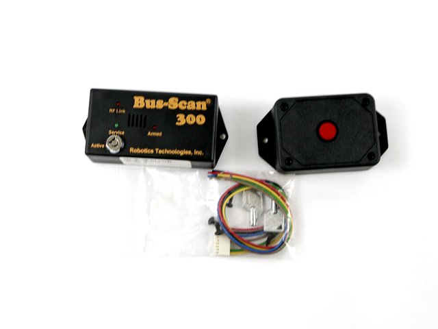 BS300 SYSTEM, BUS SCAN WIRELESS