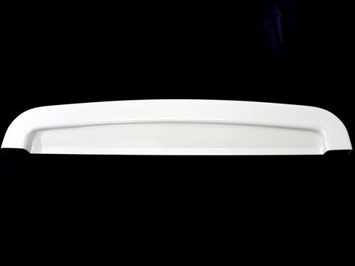 BX050370 FACIA, ABS CAP REAR