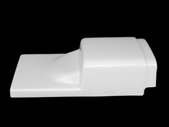 BX050395 CURB SIDE LOWER FASCIA PANEL